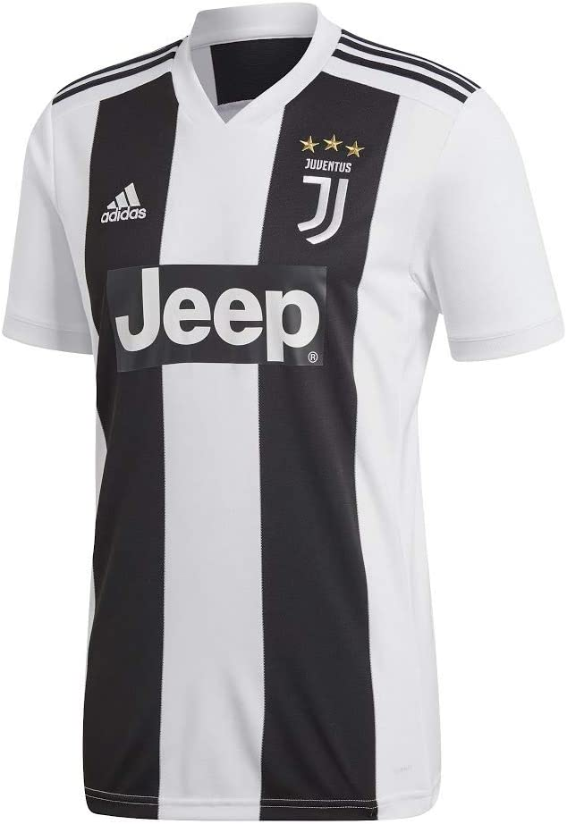 adidas Juventus Home Ronaldo 7 Jersey 2018/2019: Amazon.es: Ropa y accesorios