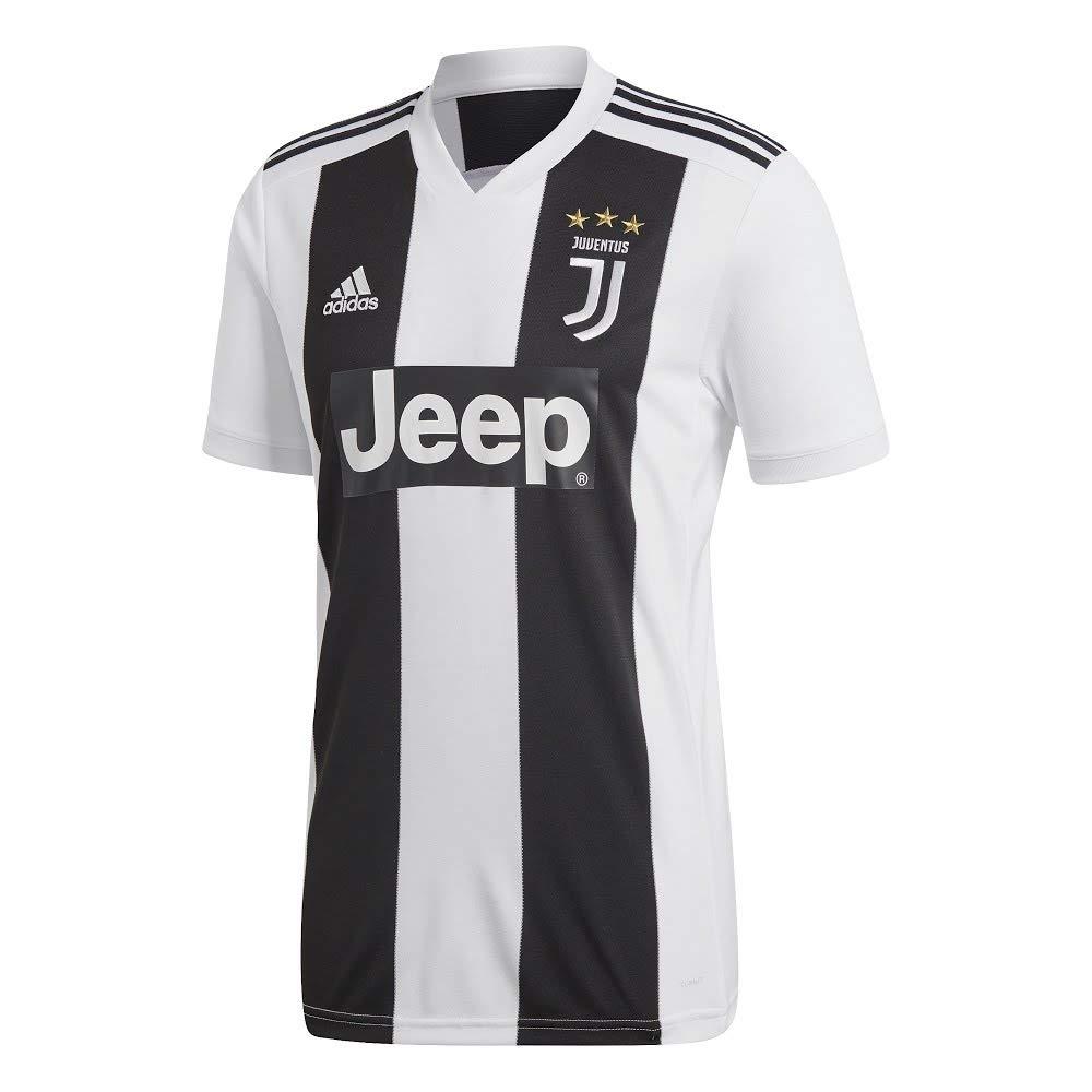 bc1e3e332e140f Amazon.com : adidas Ronaldo 7 Juventus 2018/19 Jersey Mens : Clothing