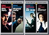 The Dirty Harry 4 Film Collection + The Gauntlet DVD Crime Action Pack 4 Movie Set Clint Eastwood