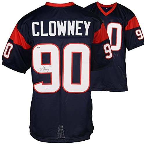 jadeveon clowney signed jersey