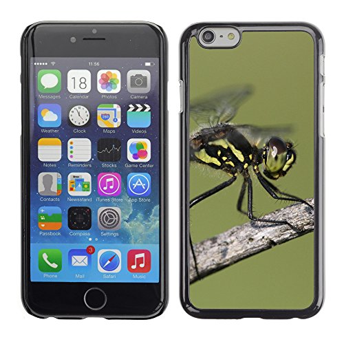 "Premio Sottile Slim Cassa Custodia Case Cover Shell // F00024216 Sympetrum libellule // Apple iPhone 6 6S 6G 4.7"""