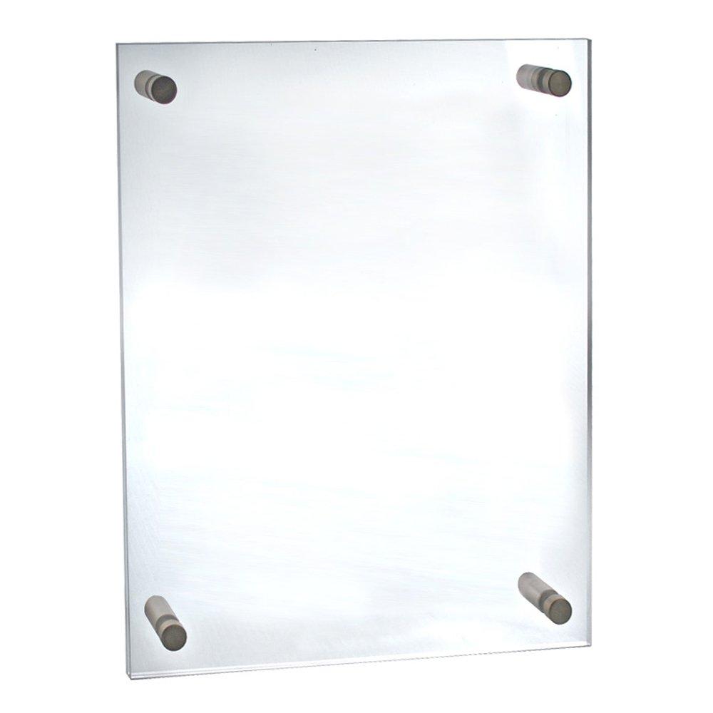 Amazon.com: Azar 105528 17-Inch W by 22-Inch H Acrylic Sign Holder ...