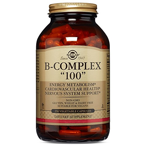 Solgar B-Complex Vegetable Capsules