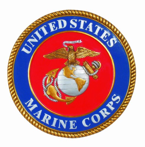 - Spoontiques U.S. Marines Stepping Stone