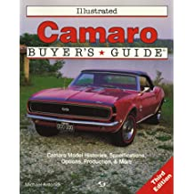 Illustrated Camaro Buyer's Guide