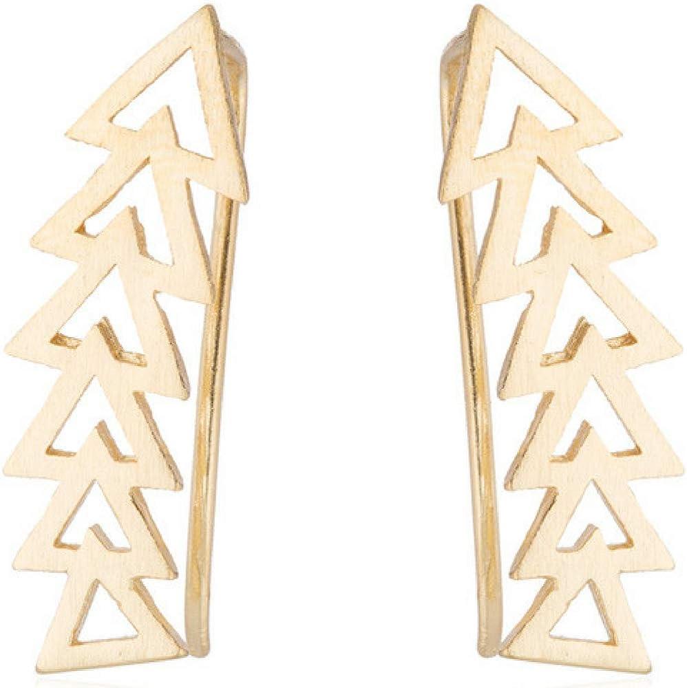 Arrow Geometric Shape Ear...