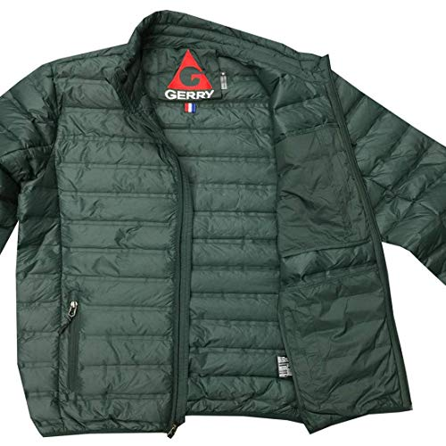 Gerry Men's Cornice Down Jacket, Variety (XL, Alpine) ()