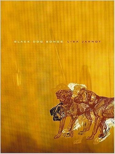 Book Black Dog Songs by Lisa Jarnot (2003-10-01)