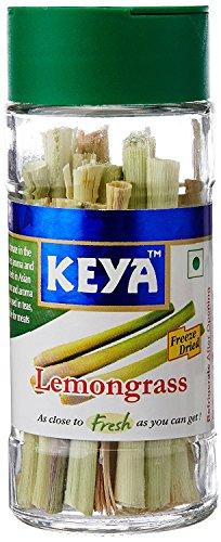 Keya Lemongrass Freeze Dried 15g (0.53oz Glass -
