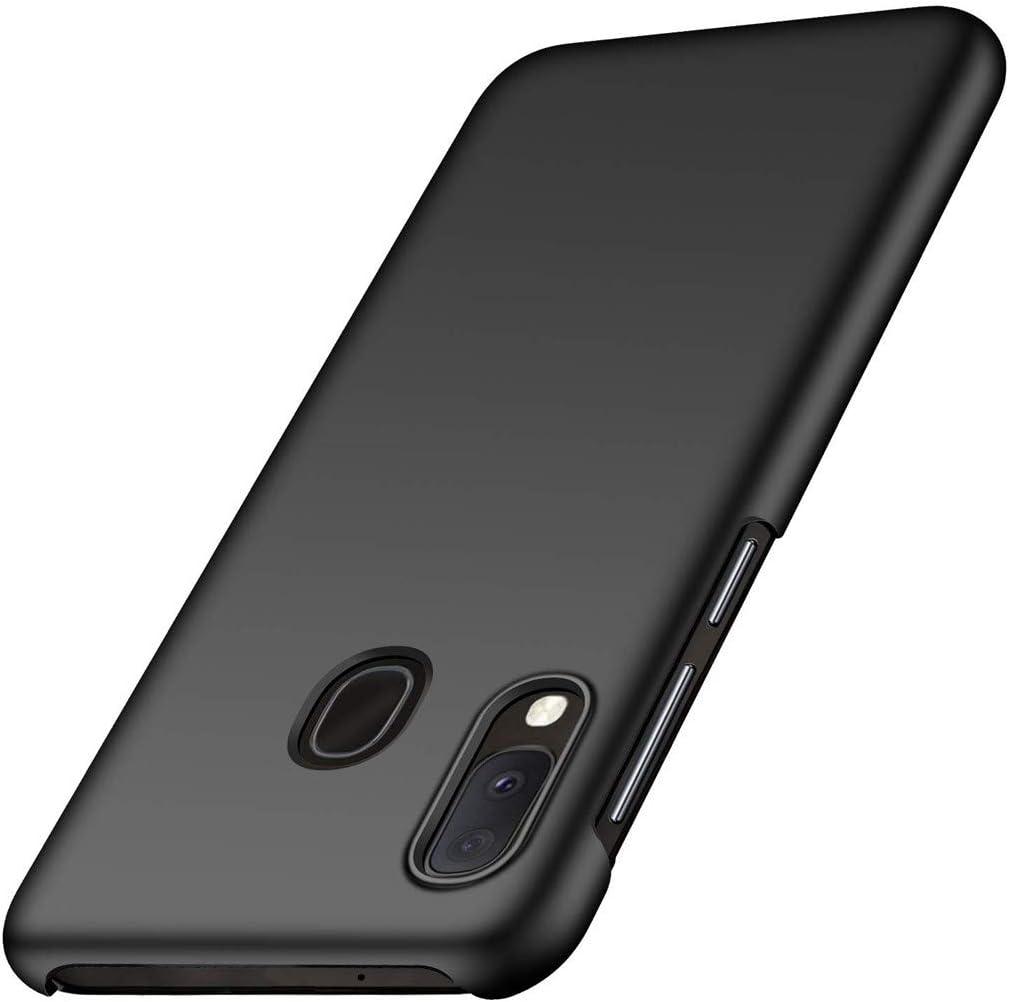 Rot Anti-Fingerabdruck TXLING Ultra D/ünn H/ülle Kompatibel mit Samsung Galaxy A20E H/ülleSchutzh/ülle Handyh/ülle Abdeckung Hardcase PC Bumper Case f/ür Samsung Galaxy A20E