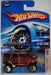 HOT WHEELS 2006 FIRST EDITIONS HUMMER #023