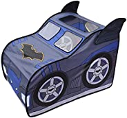 Sunny Days Entertainment Batman Pop Up Batmobile Tent – Indoor Playhouse for Kids | Toy Gift for Boys and Girls