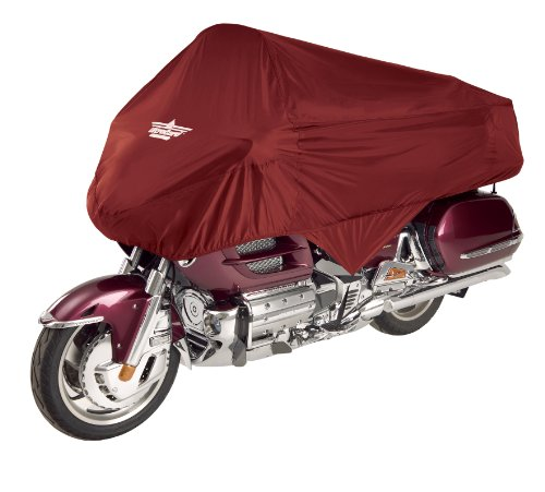 Ultragard 4-458A Cranberry Touring Motorcycle Half Cover -