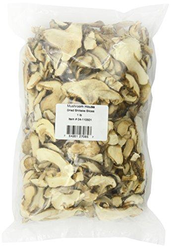 Mushroom House Dried Shiitake Slices product image