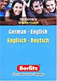 German/English, Berlitz Publishing Staff, 9812463739