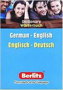Berlitz deutsch englisch worterbuch berlitz for Dictionary englisch deutsch