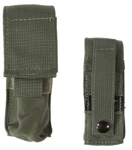 Zero Tolerance Knives SHF Green Nylon Folder Sheath, Outdoor Stuffs