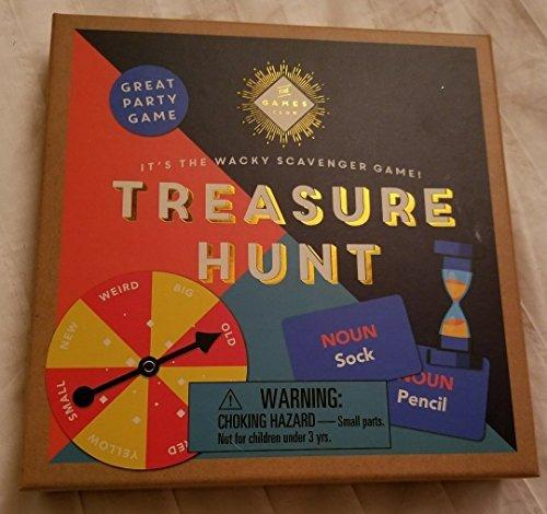 asure hunt game ()