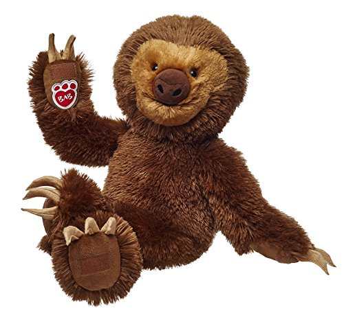 Build A Bear Workshop Adorable Plush Sloth Stuffed Animal, 17 inches