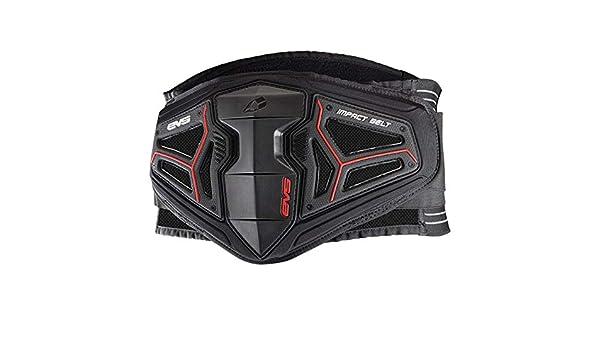 EVS Sports Mens Kidney Belt Black XX-Large BB04 Impact