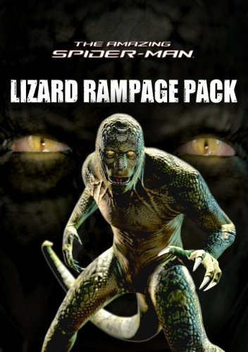 The Amazing Spider-Man Lizard Rampage Pack [Download]