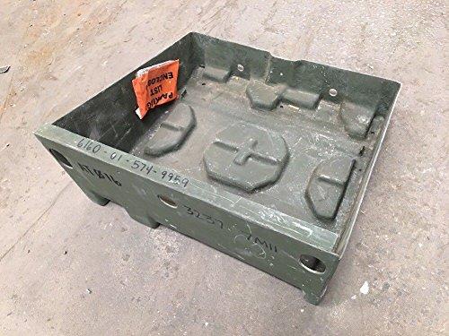 - Oshkosh Corporation Battery Box Base 3892571 Military Truck