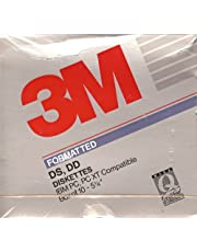 Imation 5.25IN 360Kb Preformatted IBM (10-Pack) (Discontinued by Manufacturer)