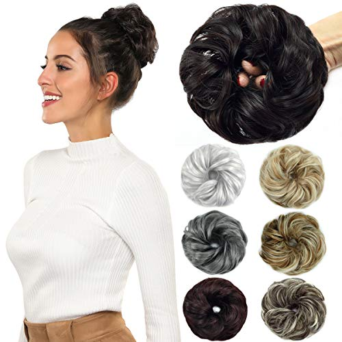ROSEBUD Extensions Synthetic Chignon Hairpiece