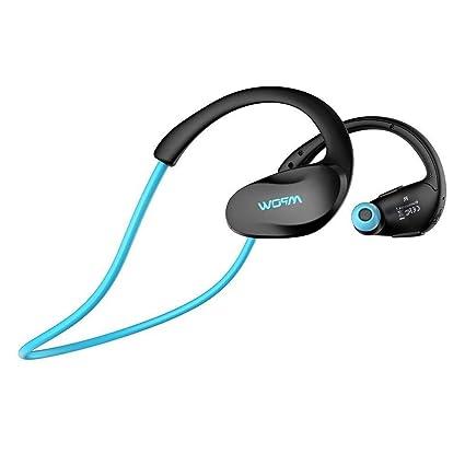 Auriculares de correr, Mpow Bluetooth 4.1 + Aptx inalámbricos ...