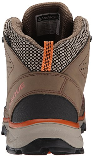 Vasque Mens Monolith Hiking Boot Chocolate Chip / Ruggine