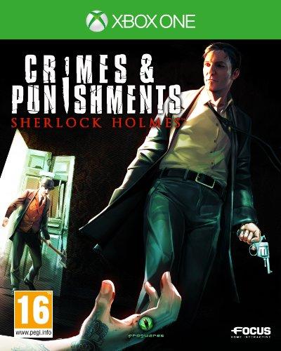 Crimes & Punishments: Sherlock Holmes (Xbox One) by Koch International