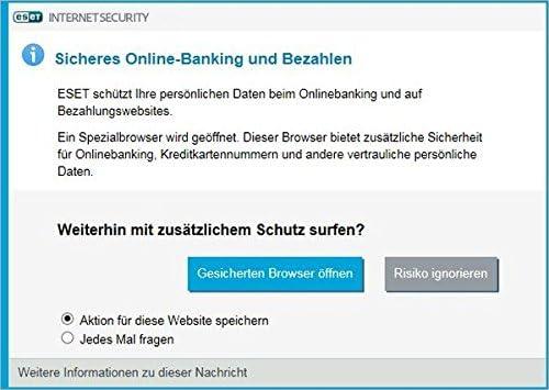 Eset EIS-N1A3-3-V10F 3usuario(s) - Seguridad y antivirus: Amazon.es: Software
