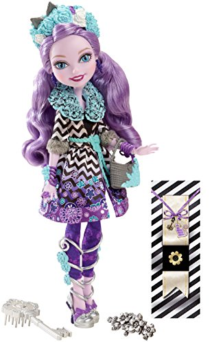 Ever After High Spring Unsprung Kitty Chesire Doll -