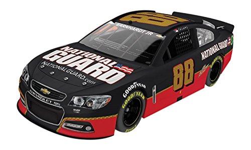 Dale Earnhardt Jr. 88 National Guard 2014 SS Chevrolet Sprint Cup Diecast Car, 1:24 Scale Elite HOTO, Official Diecast of NASCAR (National Guard Diecast)