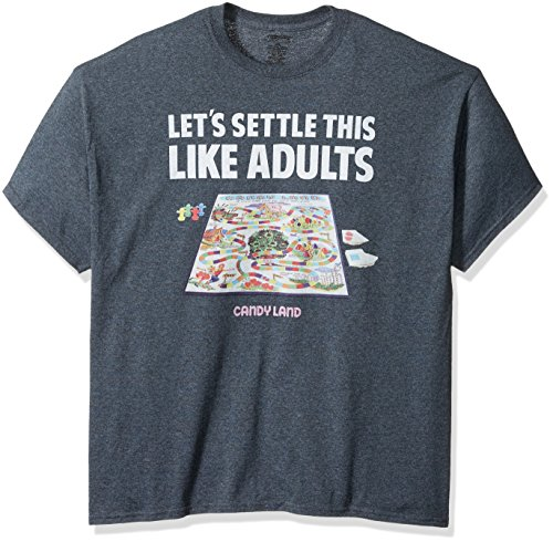 parker-brothers-mens-candy-land-lets-settle-this-like-adults-t-shirt-dark-heather-large
