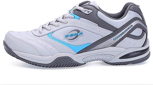 AIALTS Zapatillas De Tenis para Hombres, Zapatos De Tenis De Mesa ...