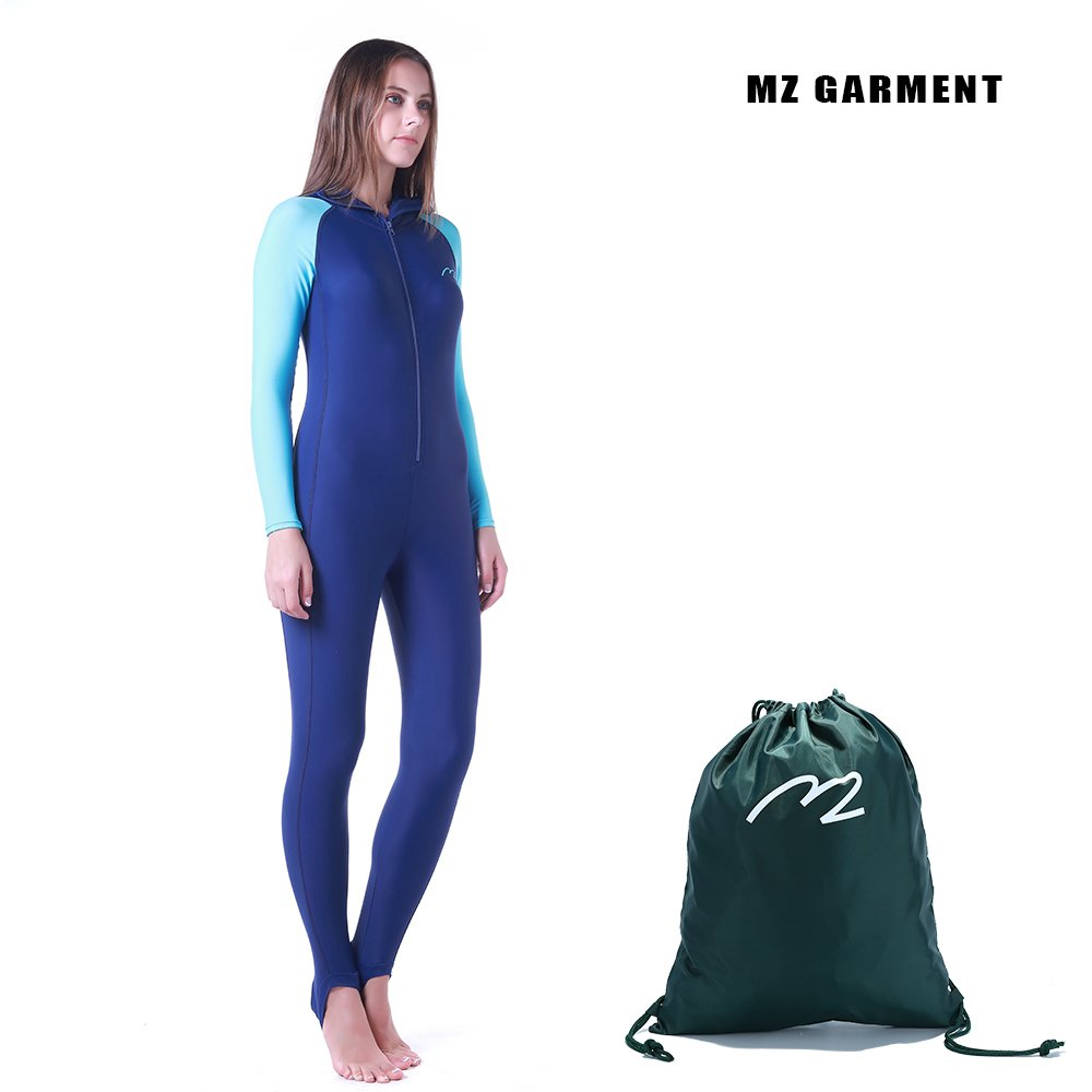 1d899194f8 Amazon.com   Rash Guard Men Women Lycra Full Body Diving Suit Full Wetsuit    Breathable Sports Dive Skins Running Snorkeling Swimming Kayaking   Sports    ...
