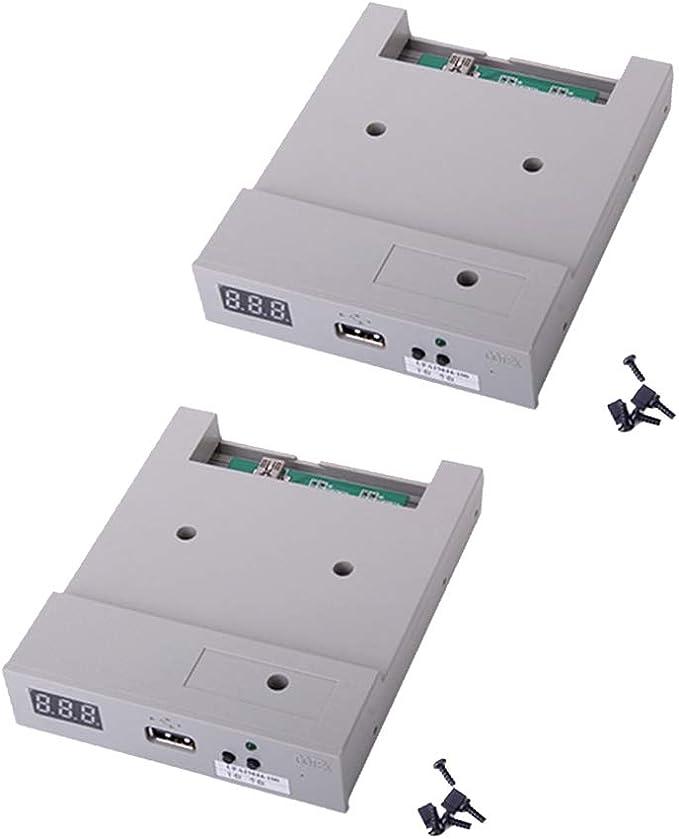 B Blesiya 2 Pcs Disquetes USB,Tornillos con Jumpers Adecuada para Textiles Reemplazo Interfraz Compatibilidad