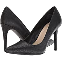Nine West Women's Pumps - Filled9x9 - Silver Synthetic