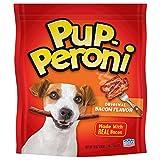 Pup-Peroni Original Bacon Flavor Dog Treats, 10-Ounce