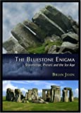 Front cover for the book The Bluestone Enigma: Stonehenge, Preseli and the Ice Age by Brian John
