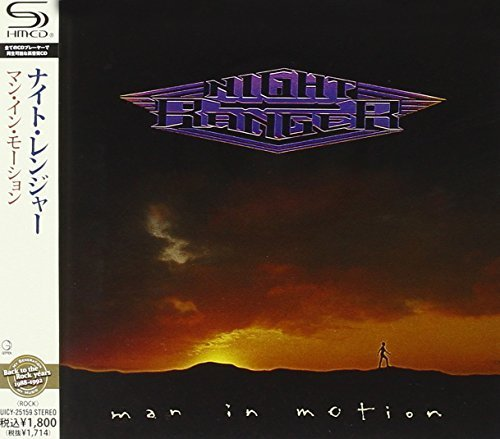 Night Ranger-Man In Motion-JP RETAIL-CD-FLAC-1988-mwnd
