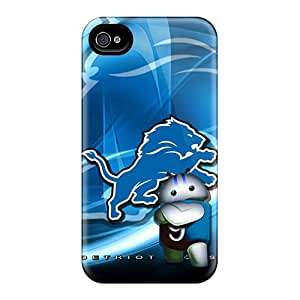 Shockproof Hard Phone Cover For Iphone 6 With Support Your Personal Customized High Resolution Detroit Lions Pictures CassidyMunro