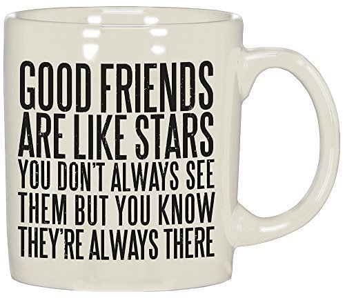 Primitives by Kathy Coffee Mug - Good Friends 20 oz. Mug