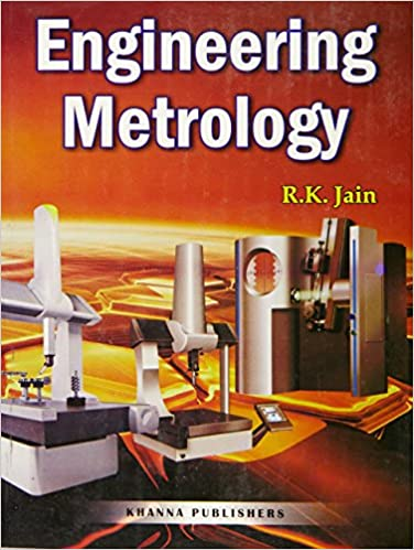 Metrology Book By Mahajan Pdf
