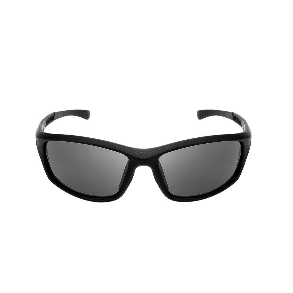 Fauean Cristiano Ronaldo dos Santos Aveiro Black Frame Blue Outdoor Cycling Sports Sunglasses