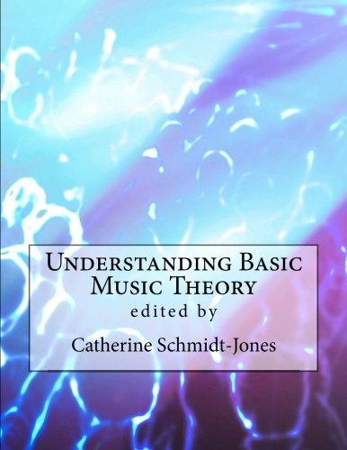 Large book cover: Understanding Basic Music Theory