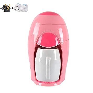 LoveOlvidoE Máquina de café exprés automática eléctrica Multifuncional del café Express café del Goteo de la Sola Taza 300W: Amazon.es: Hogar