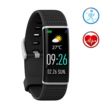 Sport & Unterhaltung Schrittzähler Ip68 Smart Armband Armband Multifunktionale Bluetooth Gps Tracker Wasserdicht Heart Rate Monitor Fitness-tracker ZuverläSsige Leistung