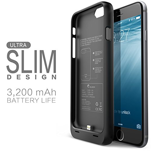 battery charging case iphone 6